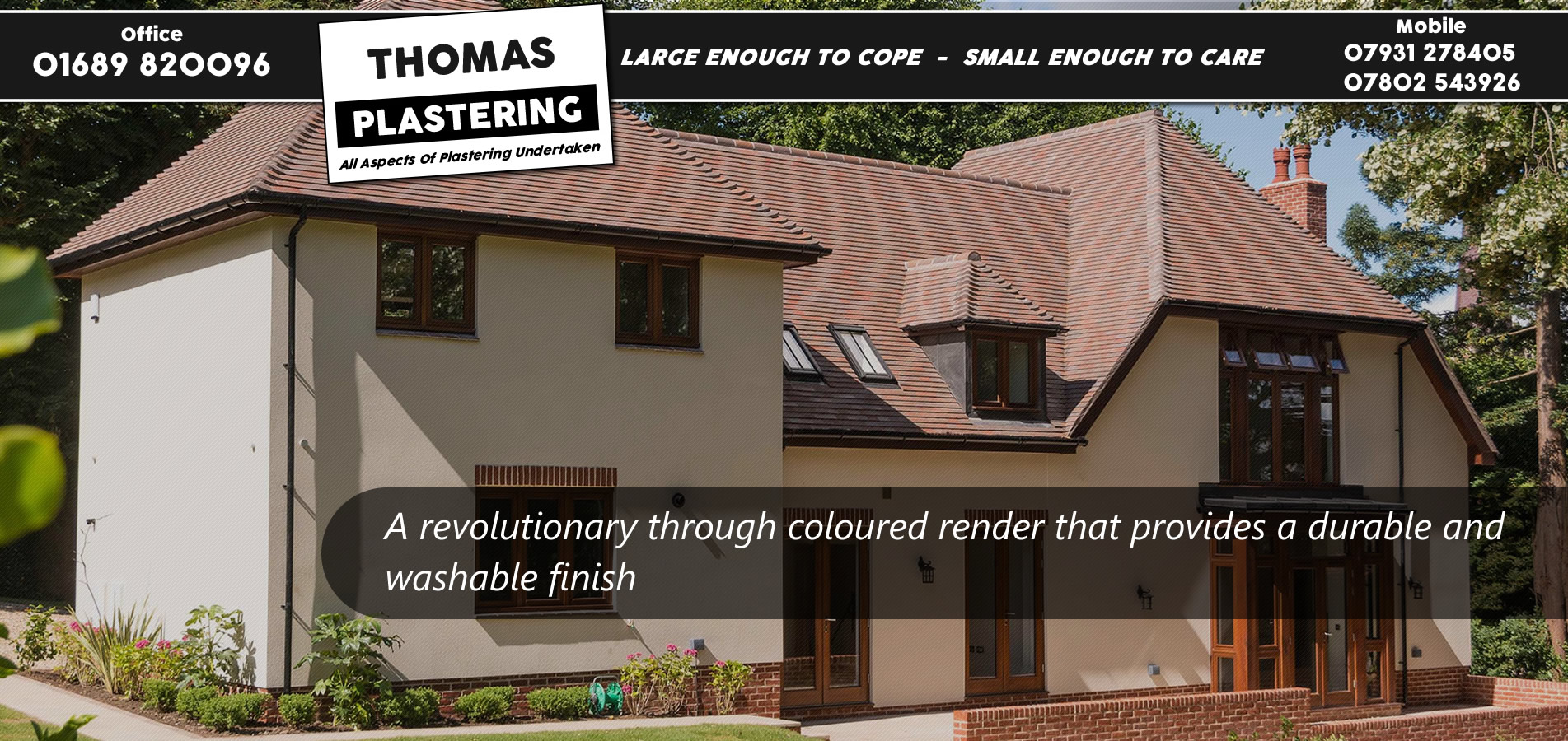 plasterers plastering services